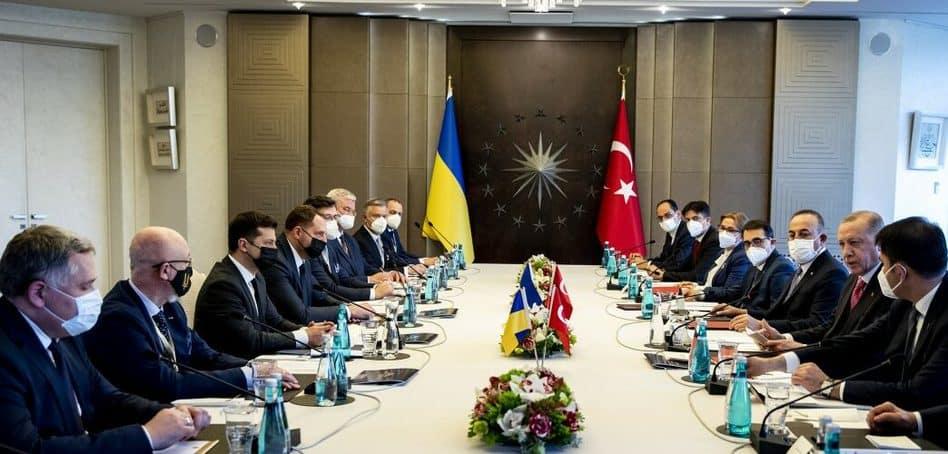 Україна та Туреччина підписали декларацію Стратегічної ради високого рівня