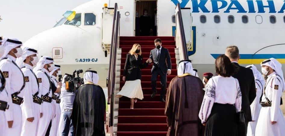 Україна та Катар підпишуть документи щодо взаємного визнання свідоцтв моряка – Зеленський