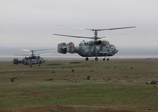 У військових частинах Чорноморського Флоту РФ почались тактичні навчання