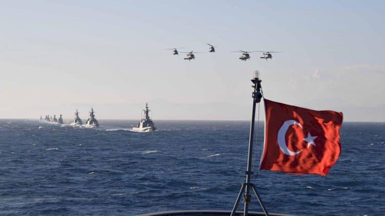 103 турецьких адмірала публічно попередили націю щодо небезпеки перегляду Конвенції Монтре