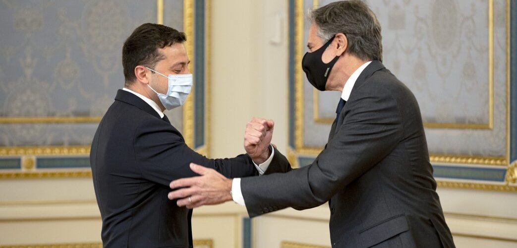 (Оновлюється)  Візит Державного секретаря США до України. Що відомо