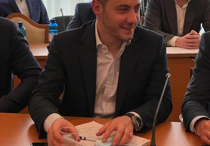 (ВІДЕО) Виступ Олександра Кубракова про пріоритети на посаді Міністра інфраструктури