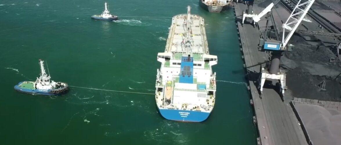 ДП «МТП «Южний» перевантажив 4 млн 695 тис. тонн вантажів за 4 місяці