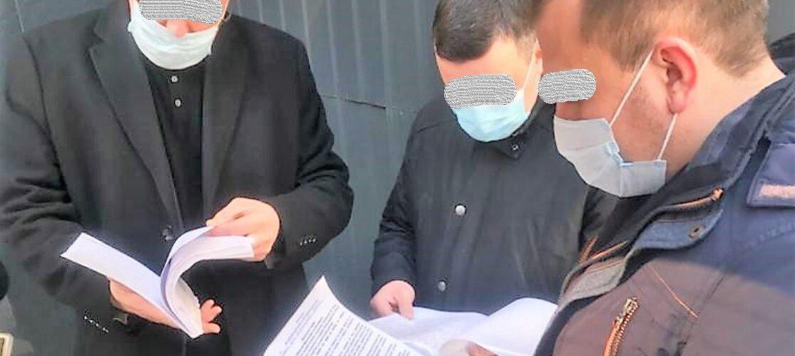Суд взяв під варту організатора злочинного угруповання, яке заволоділо коштами Миколаївської філії ДП «Адміністрація морських портів України»