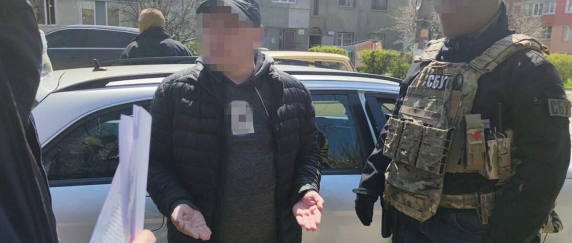 СБУ викрила посадовця Одеської митниці на організації корупційної схеми