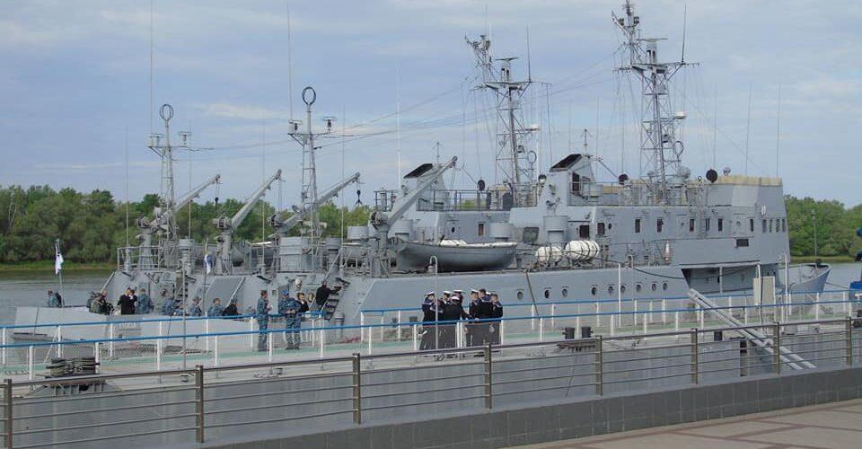 У Чорному морі триває похід курсантів Інституту ВМС на катерах «Нова Каховка» та «Сміла»