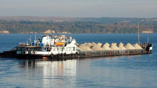 Більше 3 млн тонн вантажів перевезено Дніпром за 4 місяці 2021 року