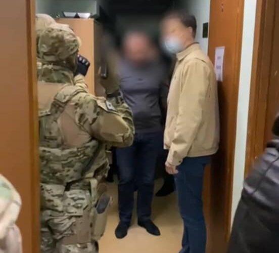 Прокуратура та СБУ проводять обшуки в  Інспекції з питань підготовки та дипломування моряків в Києві