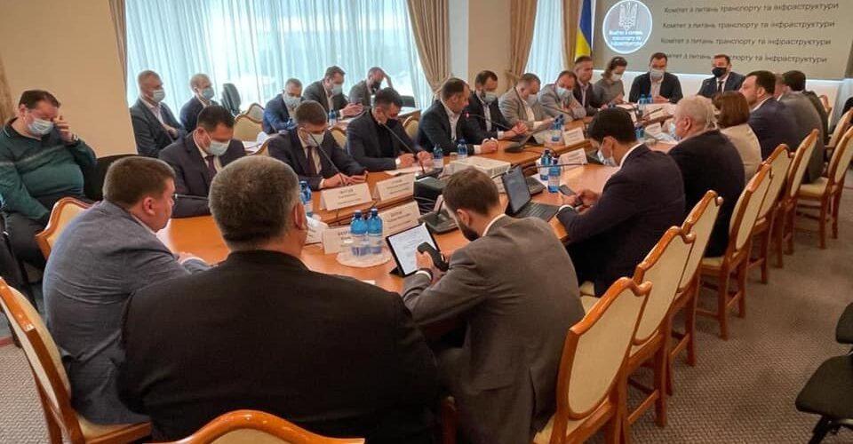 Комітет ВР з питань транспорту та інфраструктури підтримав призначення Кубракова О.М. на посаду Міністра інфраструктури України
