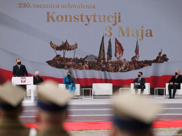 Спільна декларація президентів Республіки Польща, Естонської Республіки, України, Латвійської Республіки, Литовської Республіки