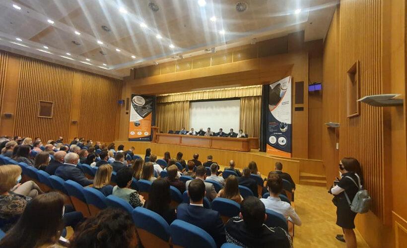 Олег Немчінов представив колективу Міністерства інфраструктури нового керівника