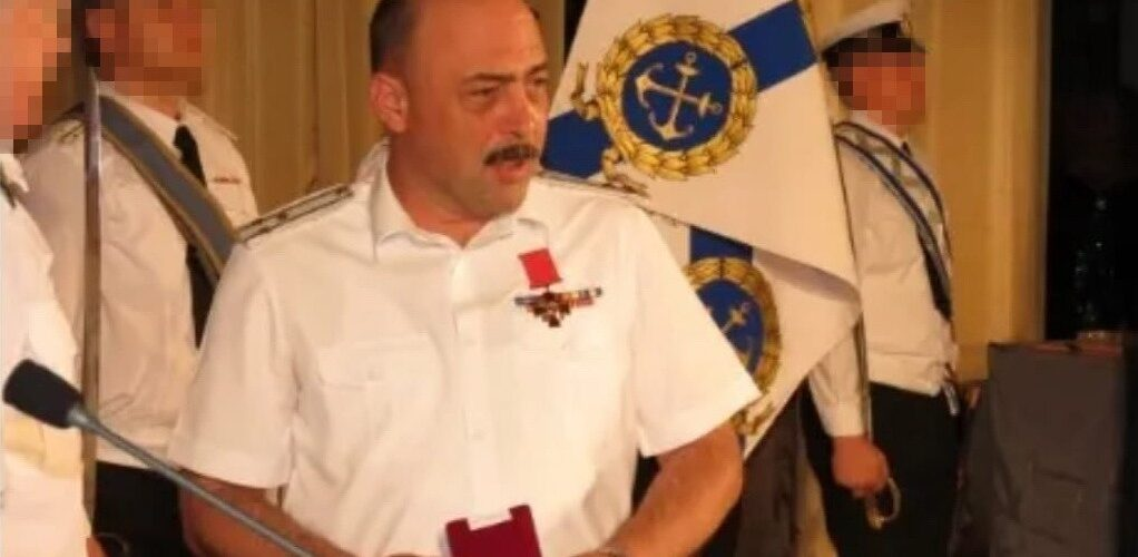 СБУ завершила розслідування щодо щодо командира 41 бригади ракетних кораблів Чорноморського флоту РФ, капітана 1 рангу Толмачова О.В.