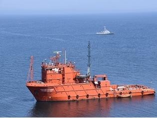 ВМС ЗСУ провели тренування з Державною прикордонною службою України та Повітряними Силами ЗСУ