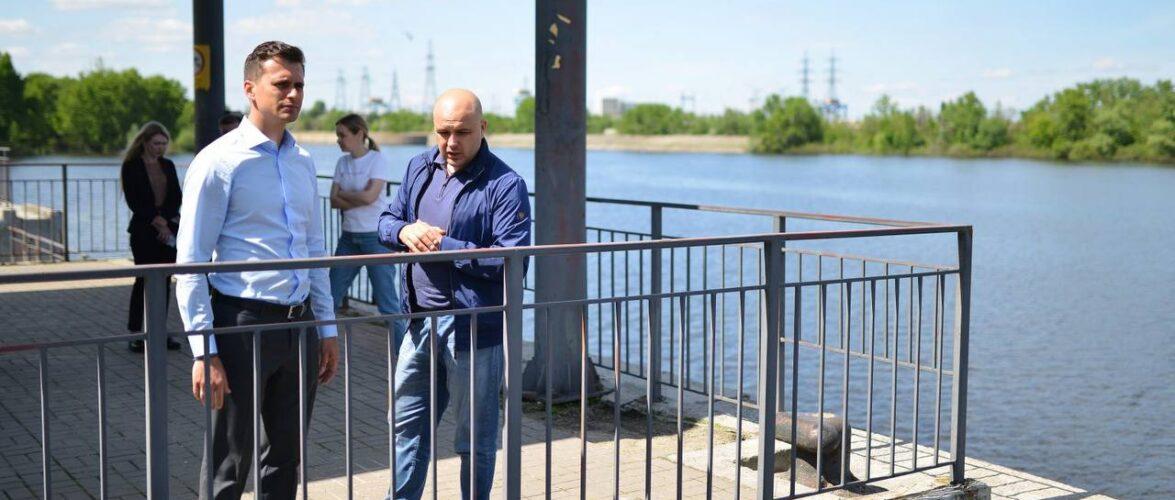 """""""Адміністрація річкових портів"""" візьме участь у відновлені пасажирських перевезень в Каневі"""