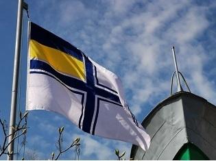 Підняття Українських прапорів на кораблях Чорноморського флоту і Севастопольській фортеці