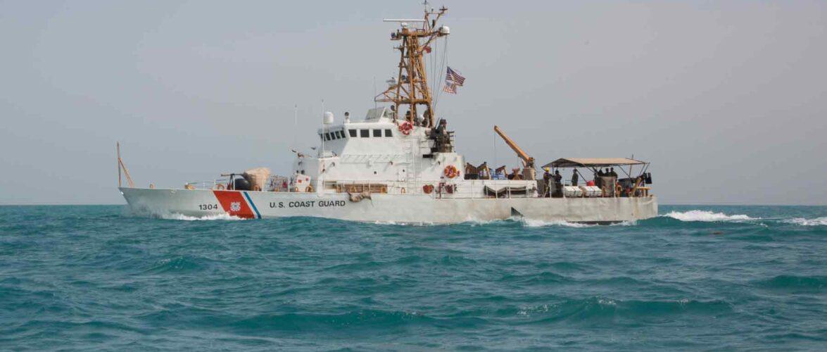 Катери берегової охорони США вдруге відкрили вогонь по катерам Ірану