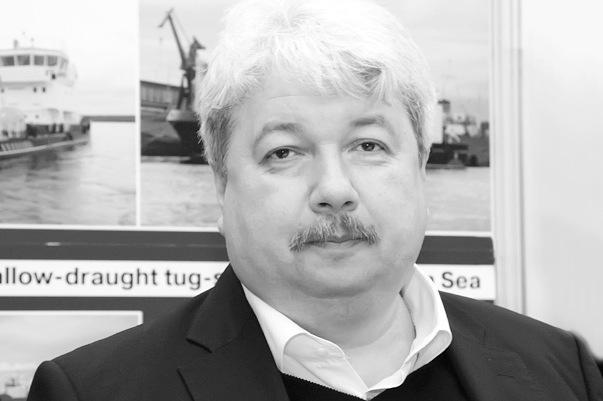 """Помер засновник """"Морського інженерного бюро"""" Геннадій Єгоров"""