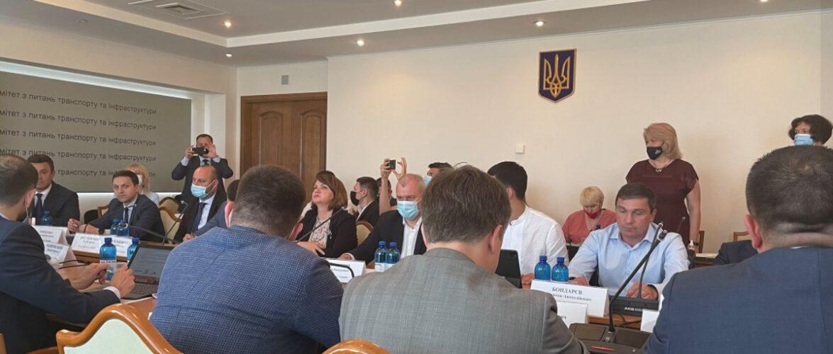 Транспортний комітет прийняв рішення винести на розгляд ВР закон, який скасовує обов'язкову періодичну переатестацію моряків