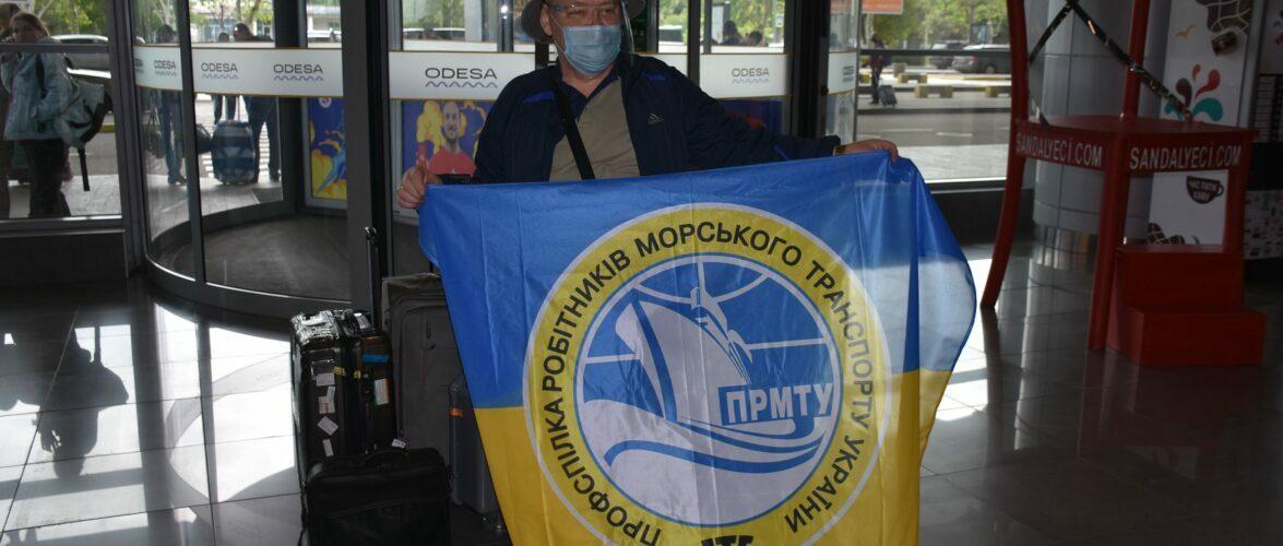 Капітан судна AVANT GARDE Геннадій Гаврилов повернувся в Україну після 6 років у в'язниці Шрі-ланки