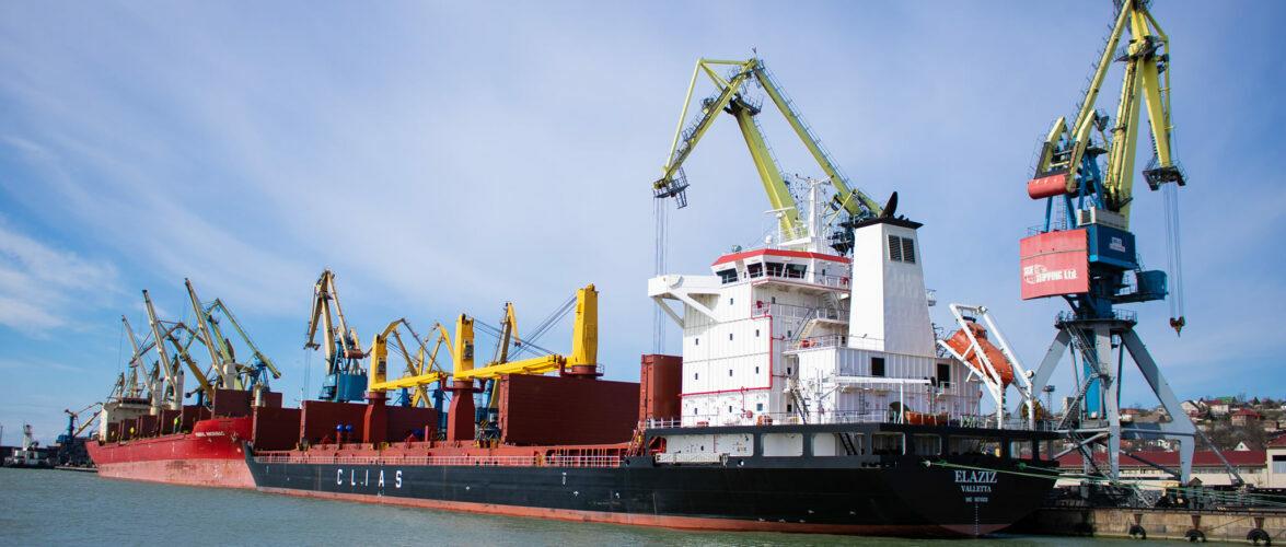 Перевалка Маріупольського порту з початку 2021 року склала 2,9 млн тонн