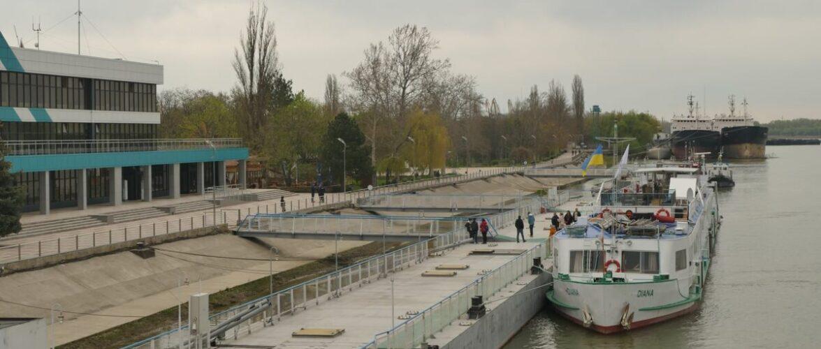 """В червні з Ізмаїльського порту стартує нова круїзна лінія """"Відкриття Румунії"""""""