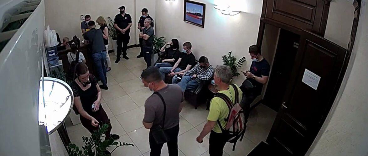 """Компанії """"Краншип"""" загрожує арешт чотирьох суден в рамках кримінального провадження ДФС"""