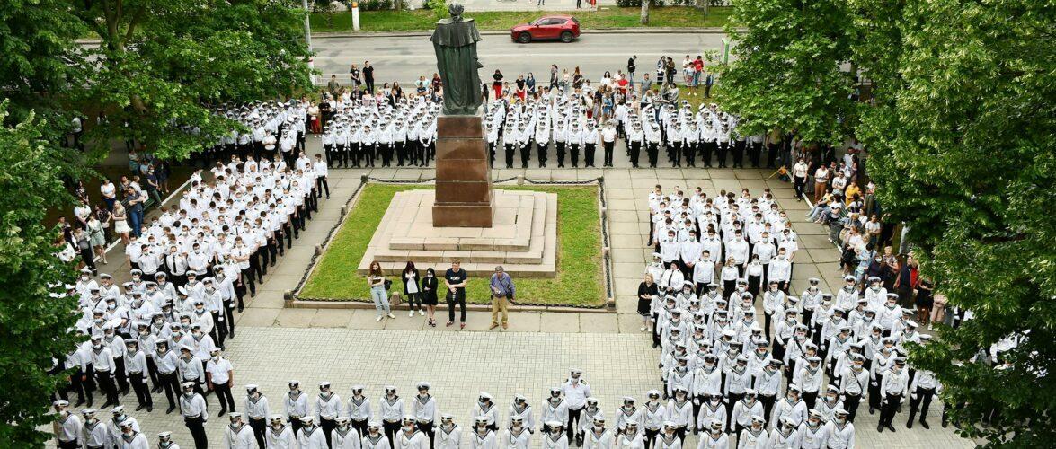 Херсонська державна морська академія відсвяткувала 10-ту річницю
