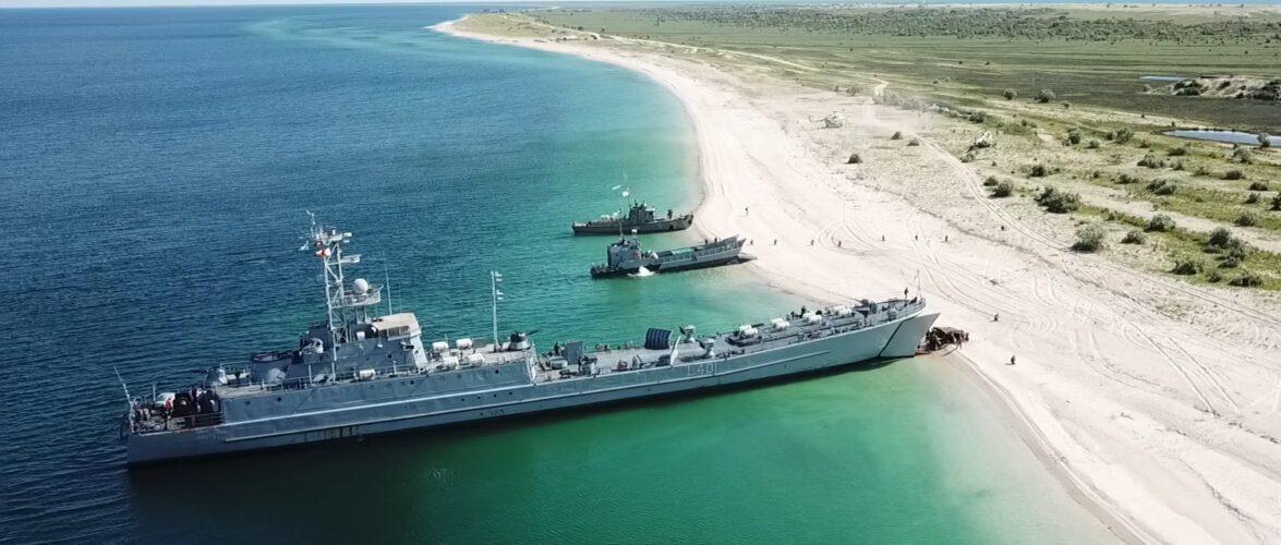 (ВІДЕО) Огляд подій у ВМС ЗСУ за тиждень