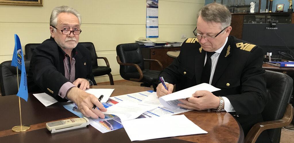 """Компанія ASP Crew Management Services Ukraine Ltd підписала меморандум з НУ """"ОМА"""""""