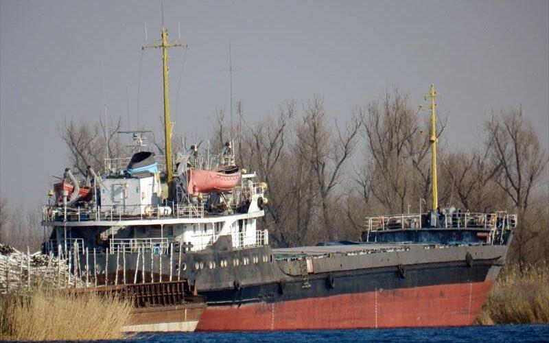 """За аварійну подію з судном """"Кілія"""" заплатить Херсонський морський торговельний порт"""
