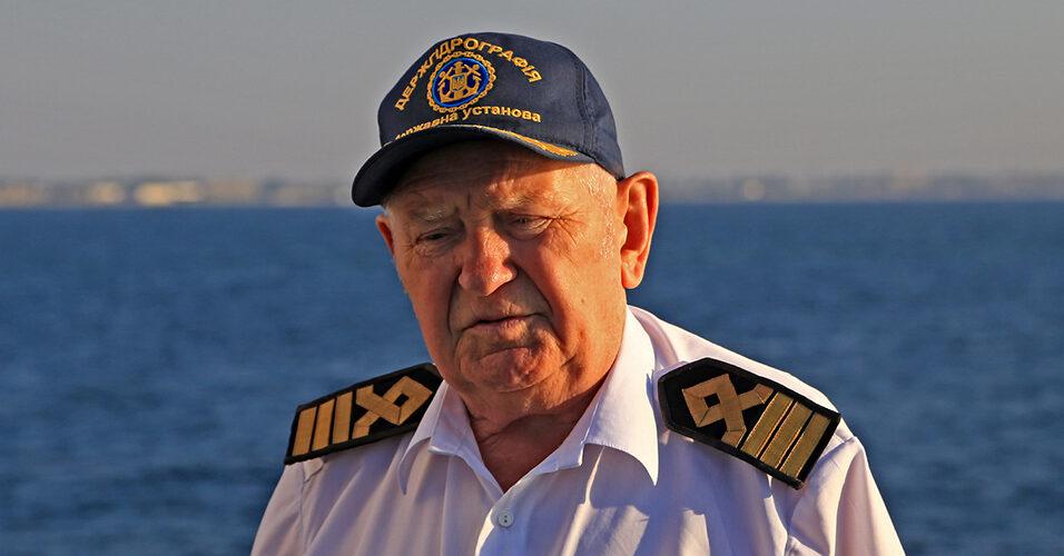У Одеському порту новий начальник Воронцовського маяка, «вахту здав» Іван Цихович, який відпрацював 65 років