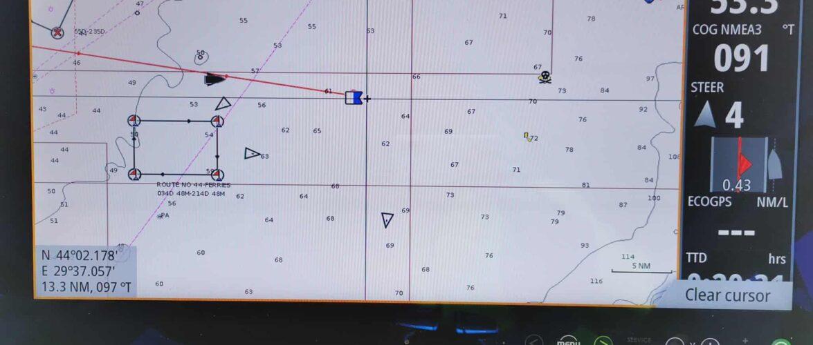 Берегова охорона Румунії виловила БПЛА Mugin Plus у Чорному морі