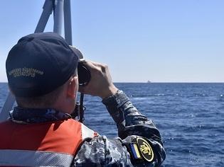 """ВМС ЗСУ спільно з Береговою охороною США провели тренування типу """"PASSEX"""""""