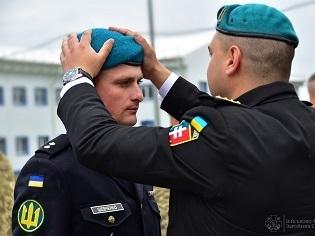 На Одещині понад 250 військових склали клятву морського піхотинця та отримали право носити штормові берети