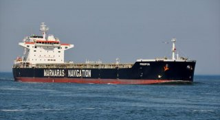 У порт «Чорноморськ» під обробкою знаходяться два судна – вантажать чавун та металобрухт