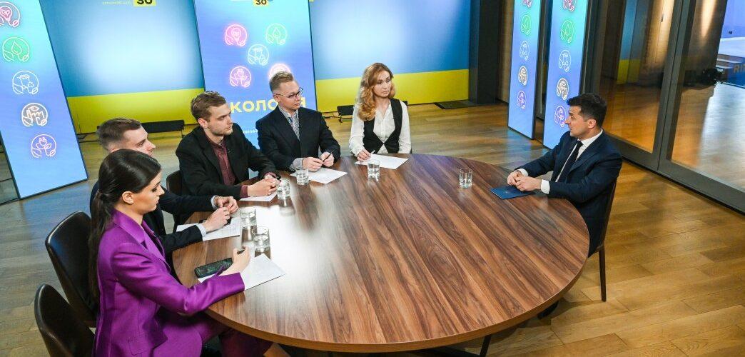 Президент очікує, що до кінця року в Україні будуть ухвалені всі головні екологічні закони