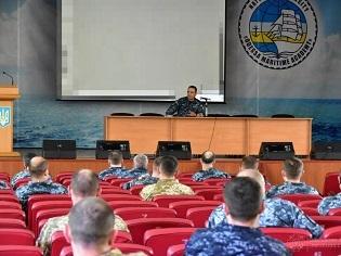У ВМС ЗСУ проведено оперативні збори з командирами підрозділів та представниками інших видів ЗС