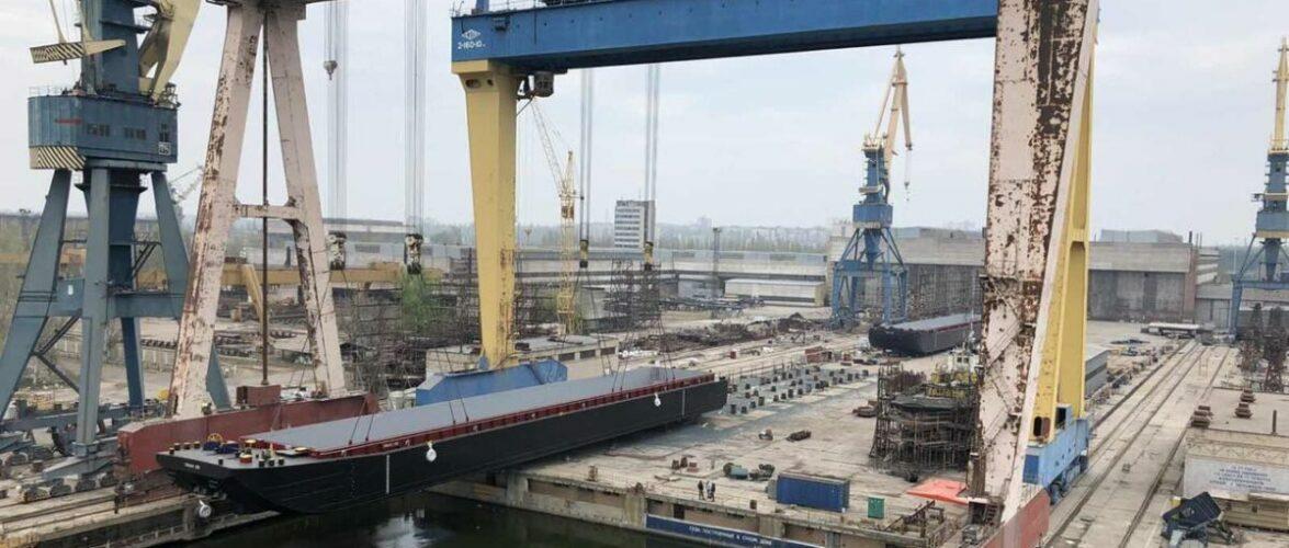 """""""Укроборонпром"""" розробив проєкт Стратегії розвитку суднобудівної промисловості України на період до 2030 року"""
