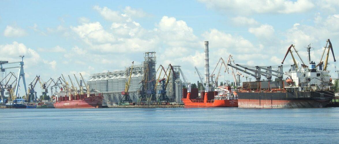 За 6 місяців Миколаївським морським портом було перевалено 11927,5 тис. тонн вантажів