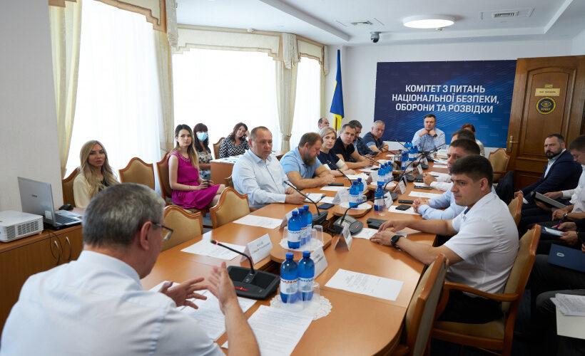 Олег Уруський: Незабаром Закон України «Про оборонні закупівлі» запрацює в повному обсязі