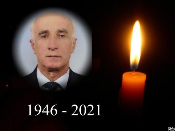 8 липня 2021 року на 75 році життя перестало битися серце Бєлодєдова Миколи Олексійовича