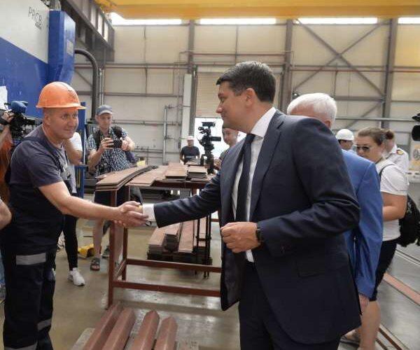 Ми повинні розвивати потенціал судноремонтної та суднобудівної галузі України – Разумков