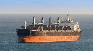 У порт «Чорноморськ» прибуло американське вугілля