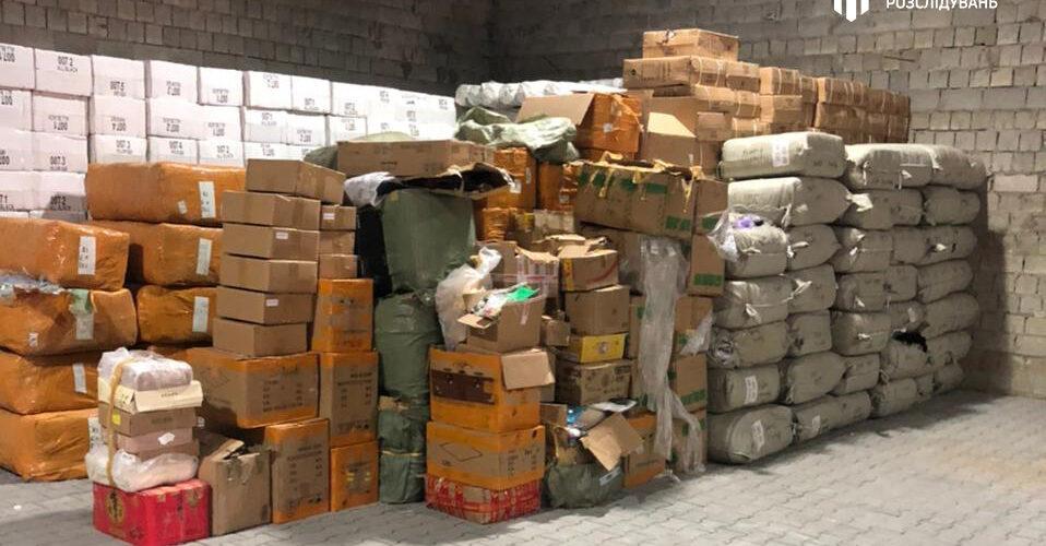 ДБР викрило контрабанду товарів з Китаю на понад 7 млн гривень через Одеську митницю