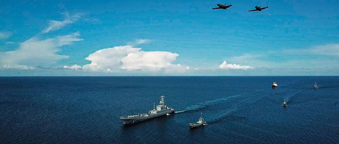 24 серпня на зовнішньому рейді морського порту Одеса буде проведено демонстрацію можливостей ВМС ЗСУ