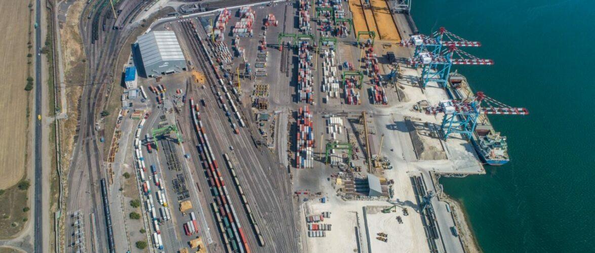 На DP World TIS-Pivdennyi заходить турецька контейнерна лінія Akkon Lines