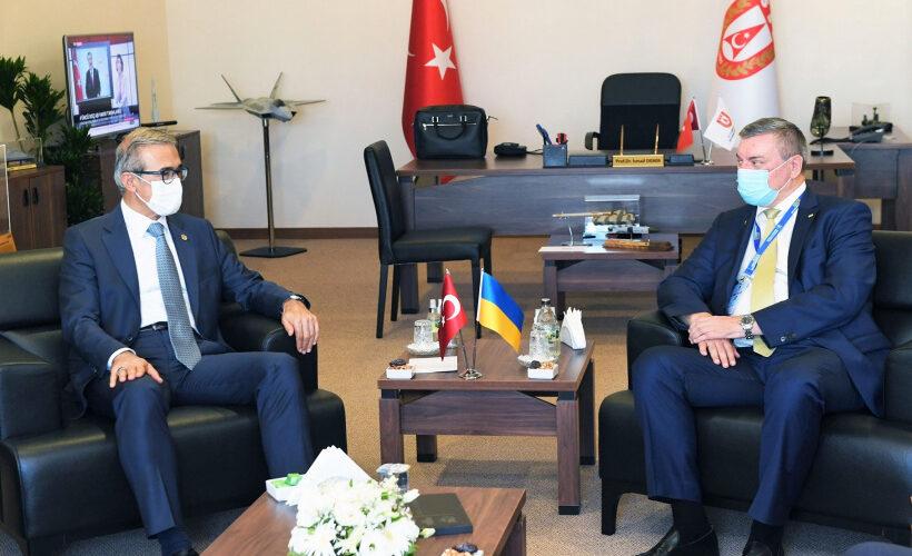 Партнерство між Україною та Туреччиною у сфері ОПК перебуває на стратегічному рівні – Олег Уруський