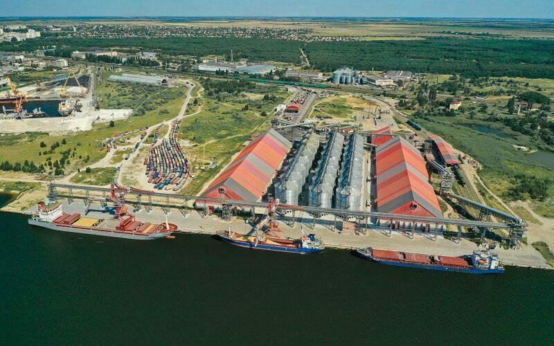Зерновий термінал EVT збільшує потужності зберігання на 30 тис. тонн