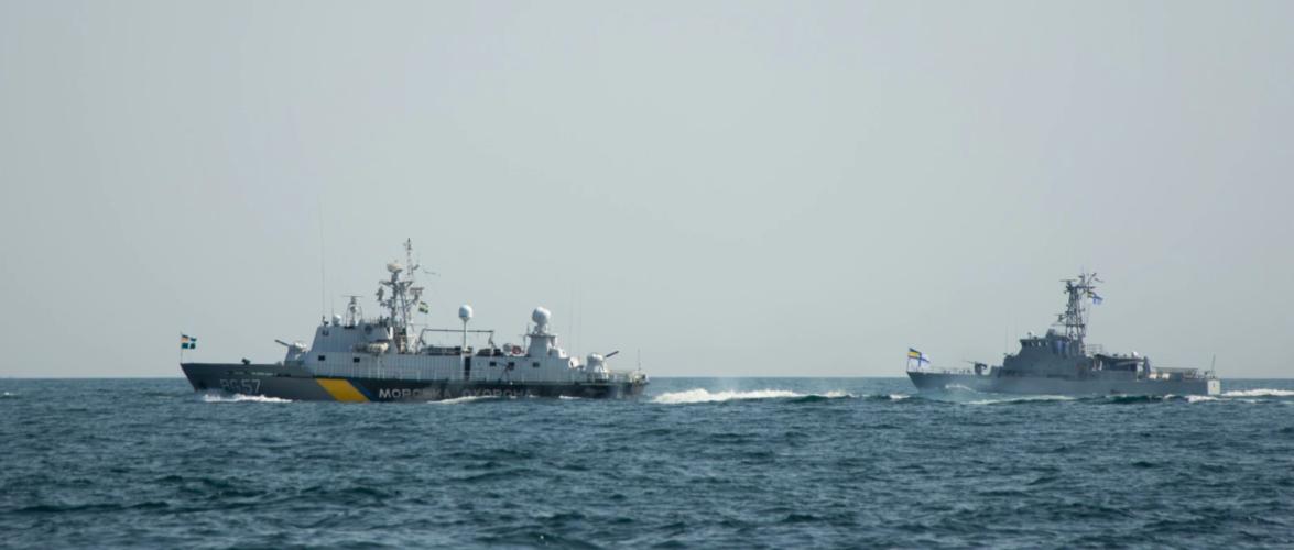 В Одесі та Києві відбувся військово-морський парад