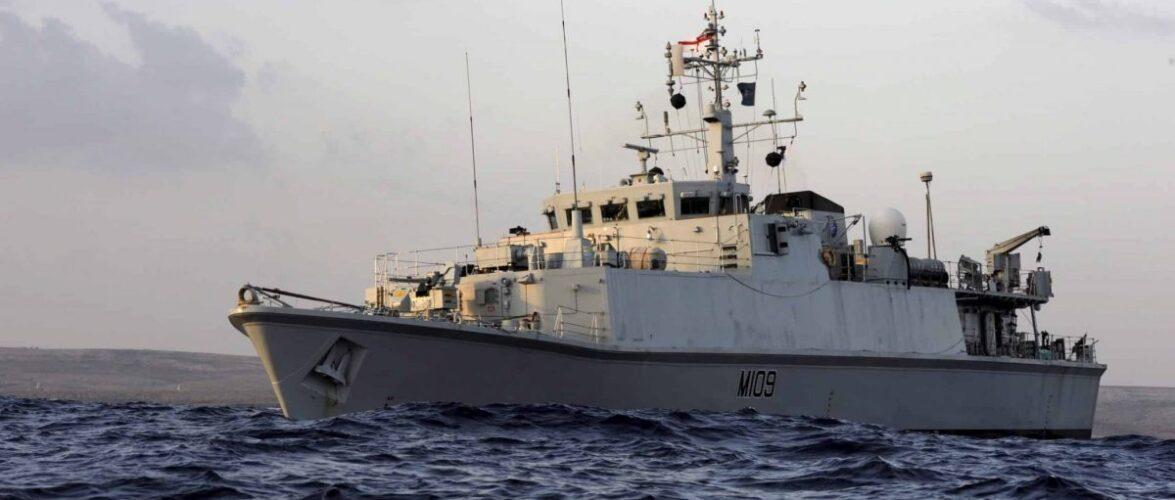 ВМС ЗС України отримають два бойові кораблі класу Sandown від Великої Британії